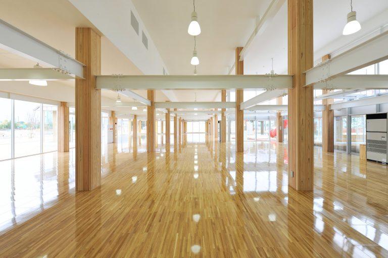 子育て交流施設新築工事
