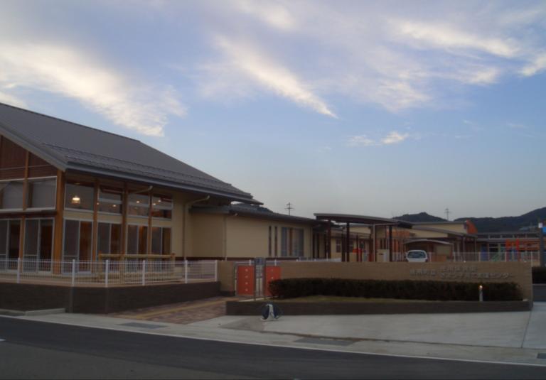 佐用保育園・さよう子育て支援センター新築工事