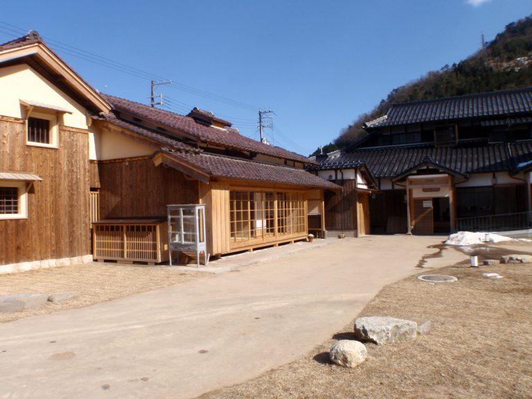 口銀谷銀山町ミュージアムセンター整備工事